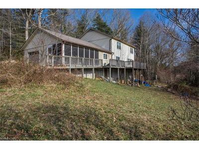 Pisgah Forest Single Family Home For Sale: 2298 King Road