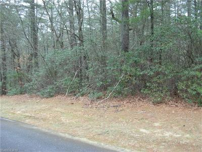 Transylvania County Residential Lots & Land For Sale: 72 Big Pine Road #72