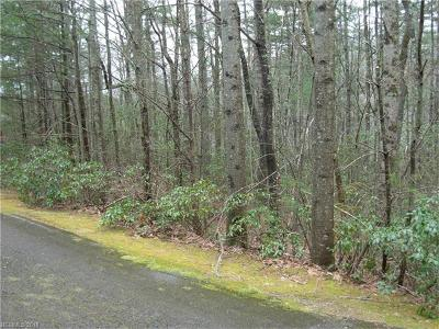 Transylvania County Residential Lots & Land For Sale: 69 Big Pine Road #69