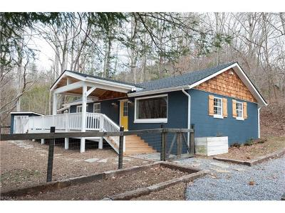 Asheville NC Single Family Home For Sale: $239,900