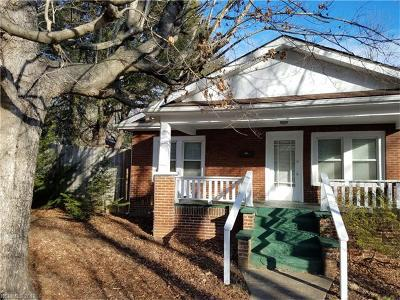 Asheville NC Single Family Home For Sale: $399,000