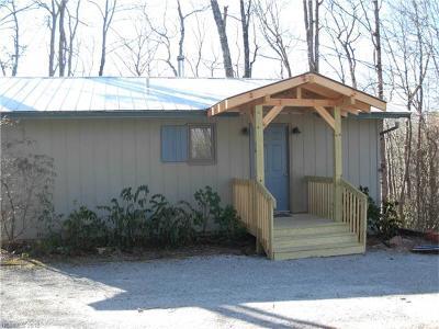 Transylvania County Single Family Home For Sale: 15 Sequoia Lane #8