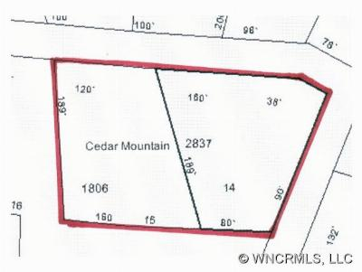 Cedar Mountain, Dunns Rock Residential Lots & Land For Sale: Summer Hill