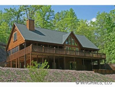Lake Lure Single Family Home For Sale: 131 Falcons Way