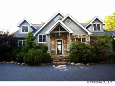 Lake Toxaway Single Family Home For Sale: 168 Summit Ridge Road #25A