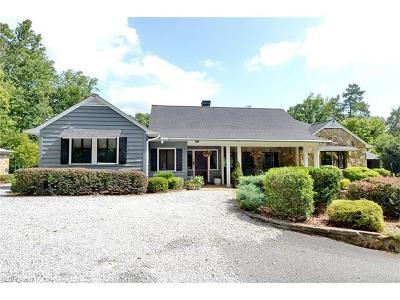 Tryon Single Family Home Under Contract-Show: 250 Sourwood Ridge Road