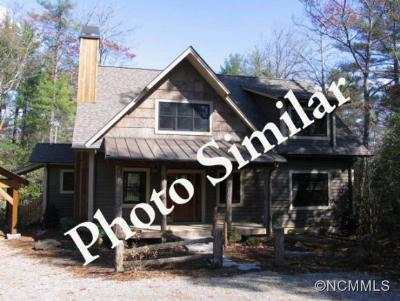 Transylvania County Single Family Home For Sale: G-9 Mills Lane