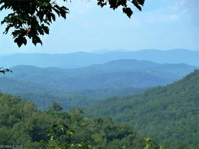 Buncombe County, Haywood County, Henderson County, Jackson County, Madison County, Polk County, Rutherford County, Transylvania County Residential Lots & Land For Sale: 128 White Trail #128