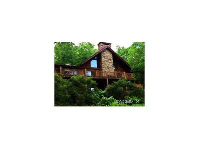Lake Toxaway Single Family Home For Sale: 590 Cherokee Trace #39