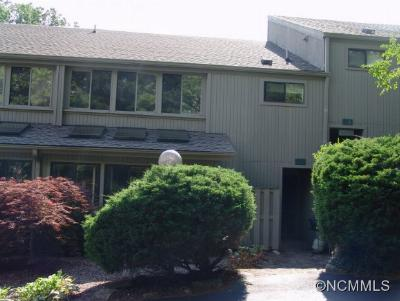Lake Toxaway Condo/Townhouse For Sale: 60 E Toxaway Shores #TS #24
