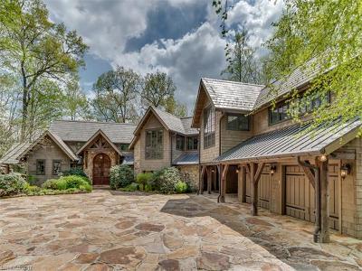 Hendersonville Single Family Home For Sale: 167 Chattooga Run