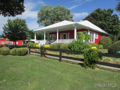 Columbus Single Family Home For Sale: 1636 Little Mountain Road