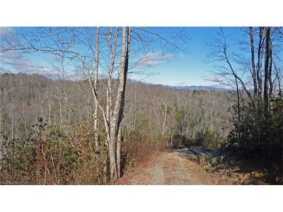 Buncombe County, Haywood County, Henderson County, Jackson County, Madison County, Polk County, Rutherford County, Transylvania County Residential Lots & Land For Sale: Harry Morgan Road
