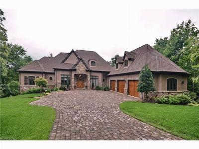 Arden Single Family Home Under Contract-Show: 83 Misty Valley Parkway #Lot 6