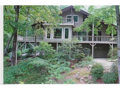 Lake Toxaway Single Family Home For Sale: 129 Shorebrook Lane