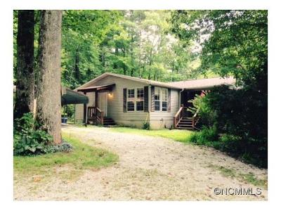Transylvania County Single Family Home For Sale: 37 & 39 Black Gum Lane