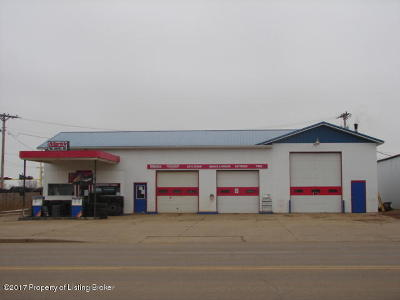 Dickinson Commercial For Sale: 1241 Villard St W