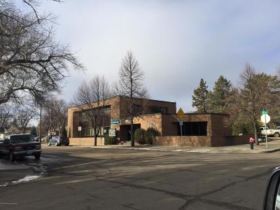 Dickinson Commercial For Sale: 112 3rd St. W