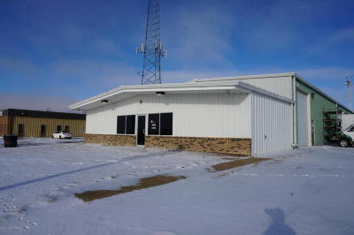 Dickinson Commercial For Sale: 381 21st St E