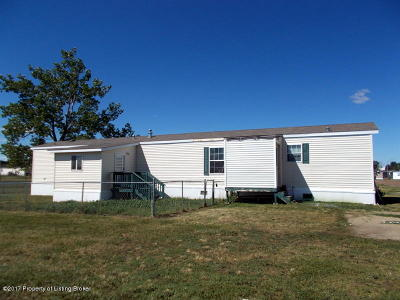 Dickinson Single Family Home For Sale: 280 B Street