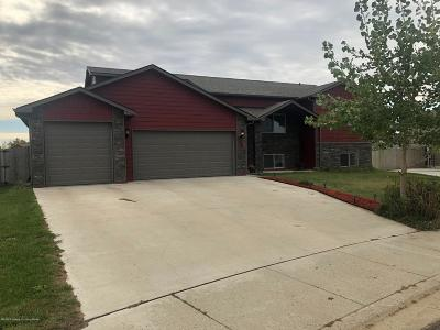 Dickinson Single Family Home For Sale: 1952 Canyon Dr