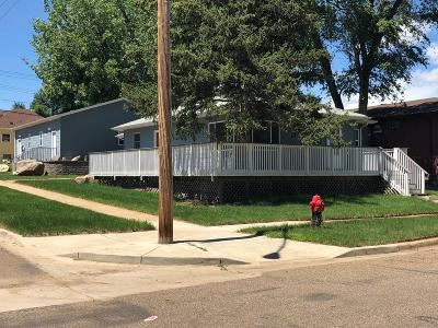 Dickinson Single Family Home For Sale: 405 6th Ave W