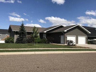 Dickinson Single Family Home For Sale: 2468 Prairie Oak Dr