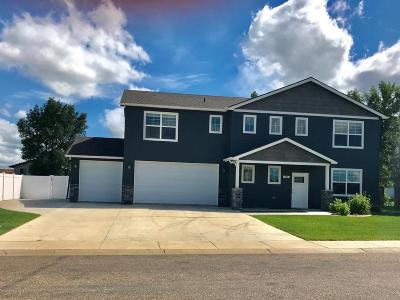 Dickinson Single Family Home For Sale: 711 28th St W
