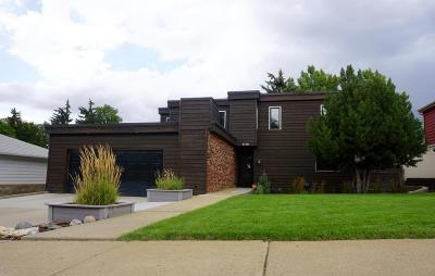 Dickinson Single Family Home For Sale: 830 5th St W