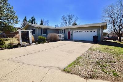 Dickinson Single Family Home For Sale: 1035 4th Ave