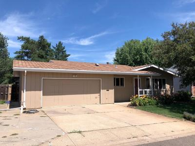 Dickinson Single Family Home For Sale: 1378 W 12th St
