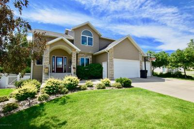 Dickinson Single Family Home Ros Contingency - Yes: 1975 7th Street West