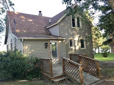 Dickinson Single Family Home For Sale: #8 Patterson Lake Dr