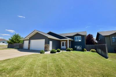 Dickinson Single Family Home Ros Contingency - Yes: 2321 4th St. W