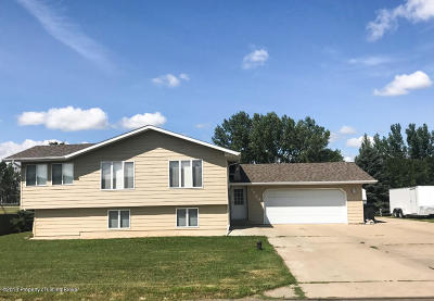 Dickinson Single Family Home For Sale: 1728 7th Ave SW