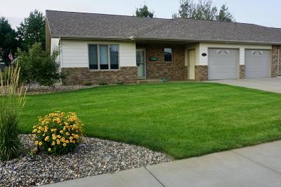 Dickinson Single Family Home For Sale: 2168 2nd St W