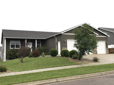 Dickinson Single Family Home For Sale: 1118 Wahl St