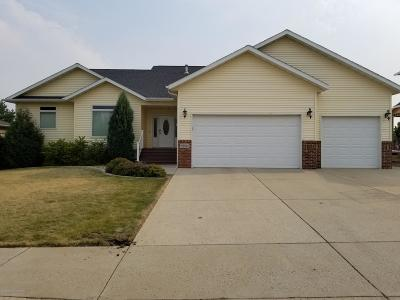 Dickinson Single Family Home Ros Contingency - Yes: 2245 3rd St. W