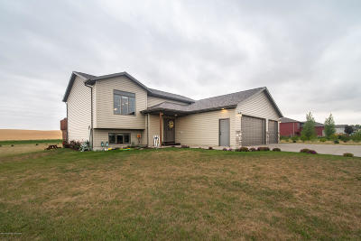 Dickinson Single Family Home Ros Contingency - Yes: 11516 36x St SW