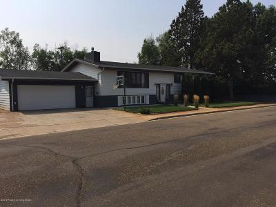 Dickinson Single Family Home For Sale: 1459 2nd St S