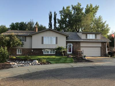 Dickinson Single Family Home Ros Contingency - Yes: 671 Park