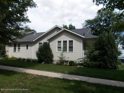 Dickinson Single Family Home Ros Contingency - Yes: 444 3rd W