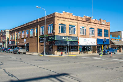 Dickinson Commercial For Sale: 46 W Villard