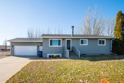 Dickinson Single Family Home For Sale: 668 8th SW