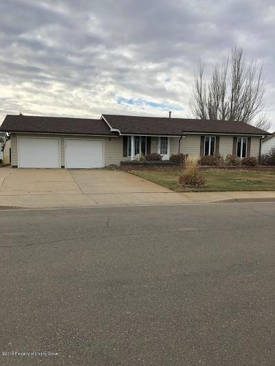 Dickinson Single Family Home For Sale: 580 3rd SW