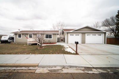 Dickinson Single Family Home For Sale: 1170 Carroll