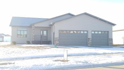 Dickinson Single Family Home For Sale: 2215 8th W