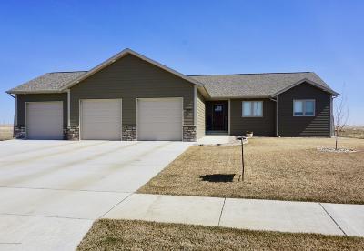 Dickinson Single Family Home For Sale: 3480 Shamrock