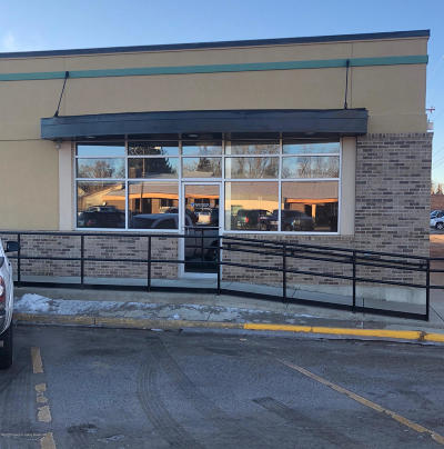 Dickinson Commercial For Sale: 120 2nd W