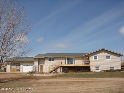 Dickinson Single Family Home Ros Contingency - Yes: 11481 Hwy 10 W
